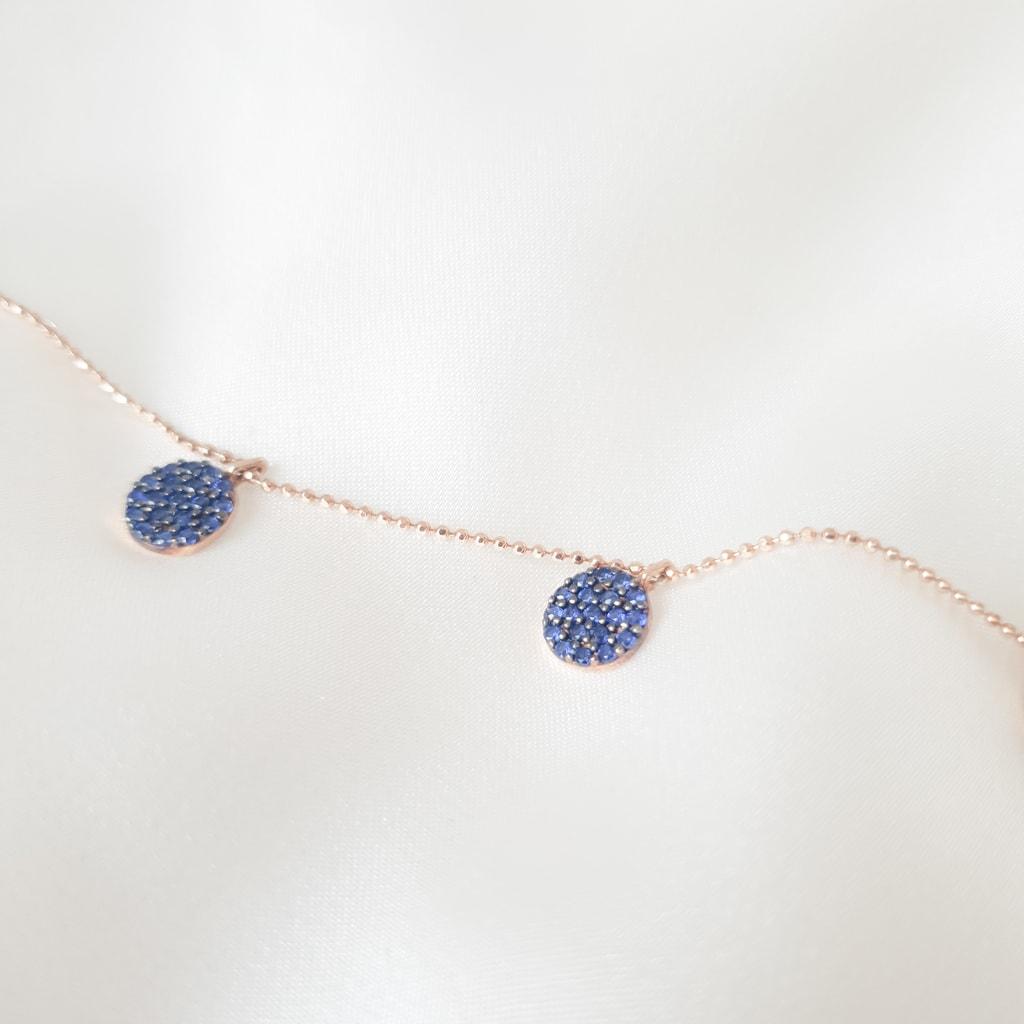 Dark blue sparkle