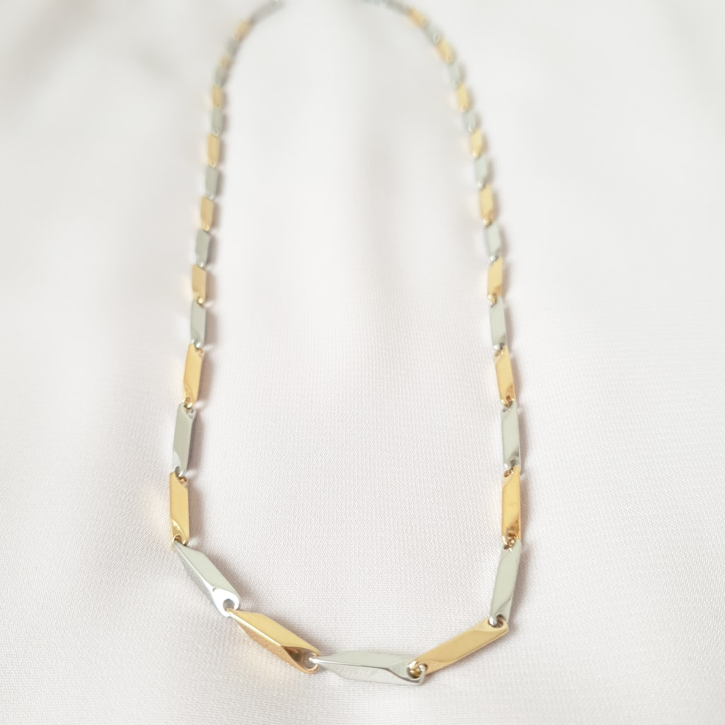 Stainless steel Silver/Gold